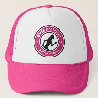 Ladies 'Gym Professor' Hat (Hot Pink)