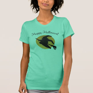 Ladies Happy Halloween T-shirt