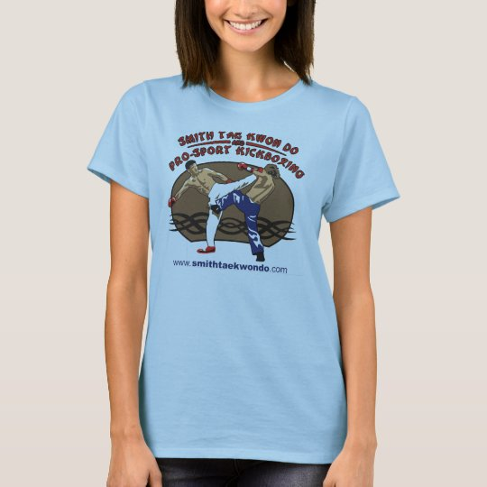 Ladies hit the ground running T-Shirt