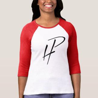 Ladies' HP Baseball Shirt (red)
