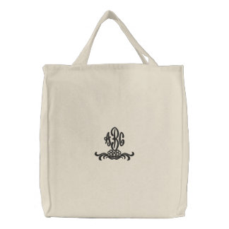 Ladies Initials Hand Bag Replace with own initial