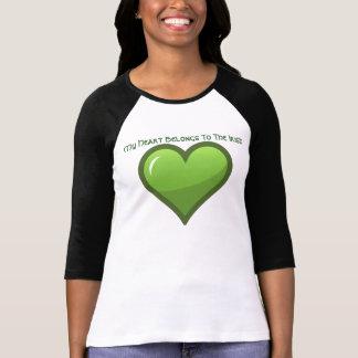 Ladies Irish T-Shirt