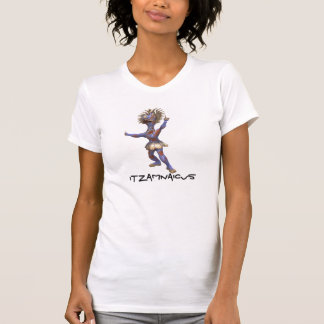 Ladies Itzamnicus Spaghetti Top T-shirts