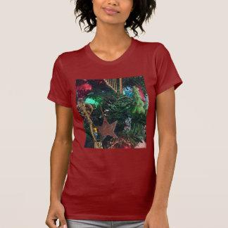 Ladies Key to Christmas T-Shirt