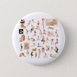 Ladies Ladies Ladies! 6 Cm Round Badge