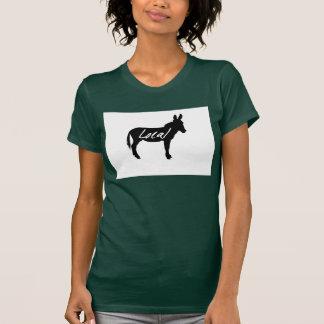 Ladies Local Donkey Racer Back Vest Various Colour T-Shirt