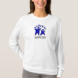 Ladies' Long Sleeve T-Shirt (NOT Fitted)