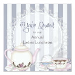 LADIES LUNHEON INVITATION - TEA TIME