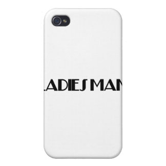 Ladies Man iPhone 4/4S Covers