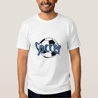 Ladies, Men, KIds Soccer T Shirt