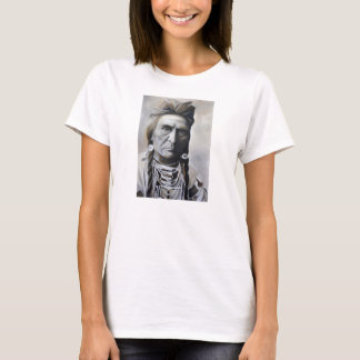 Ladies Native American Tribal Chief T-Shirt