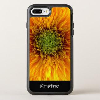 Ladies Nature Floral Design OtterBox Symmetry iPhone 8 Plus/7 Plus Case