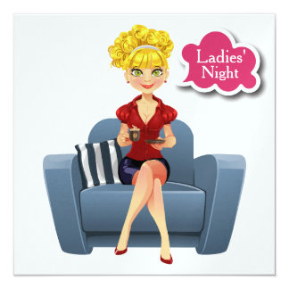 Ladies' Night / Any Occasion - SRF Card