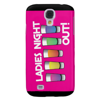 LADIES night out cards Galaxy S4 Cover