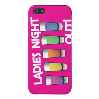 LADIES night out cards Case For The iPhone 5