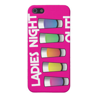 LADIES night out cards iPhone 5/5S Covers