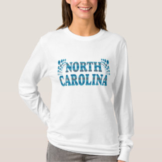 Ladies North Carolina Hoody