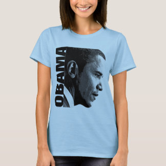Ladies OBAMA t shirt