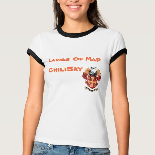 Ladies Of MaP, T-Shirt