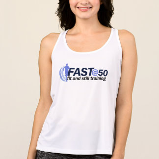 Ladies Official FAST@50 Running Top