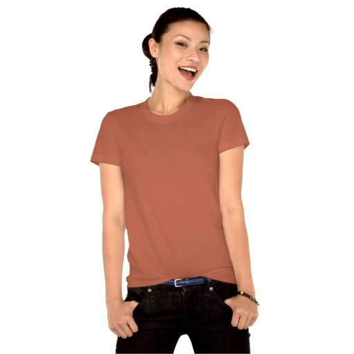 Ladies Organic T-Shirt (Fitted) T-shirt