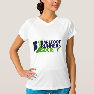 Ladies performance microfiber tank logo