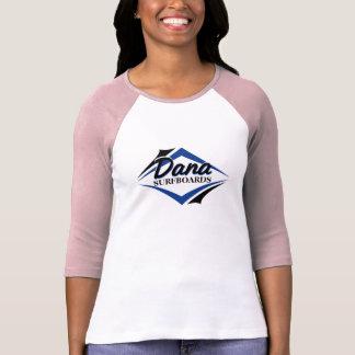 Ladies Pink Baseball Shirt