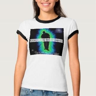 Ladies Ringer T-shirt - Customized