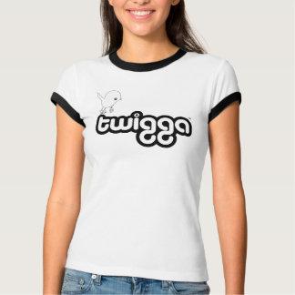 Ladies Ringer Twigga Tee