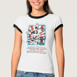Ladies Roda Ringer T-Shirt