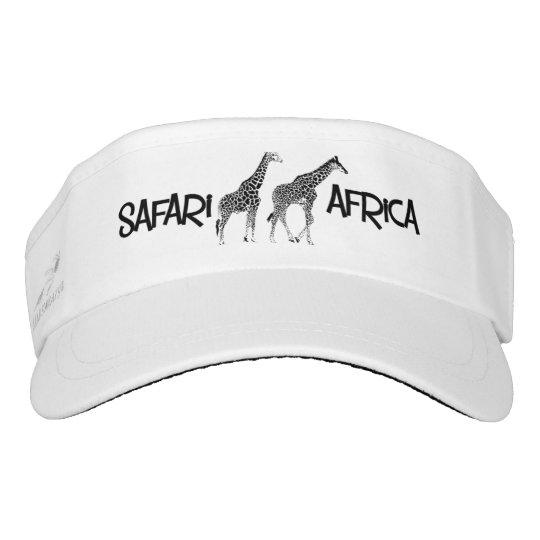 Ladies Safari sun visor