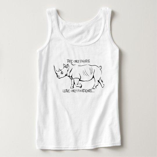 Ladies safari Tank top