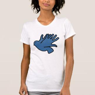 Ladies Scoop Neck T Shirt