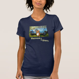 Ladies Series 1 Land Rover T-Shirt