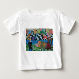 Ladies shopping in the Toon Baby T-Shirt