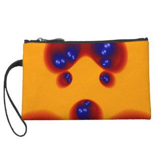 Ladies Strange Attraction Bagettes Bag Wristlet Clutches