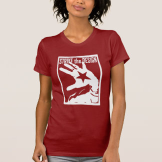 Ladies - Strike Hand T-Shirt