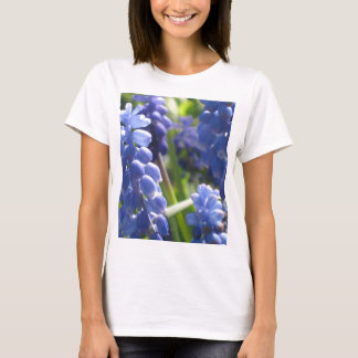 Ladies T-Shirt - Grape Hyacinth
