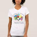 Ladies T-Shirt Spanish