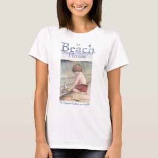 Ladies T-shirt / The Beach House / Sally Co ...