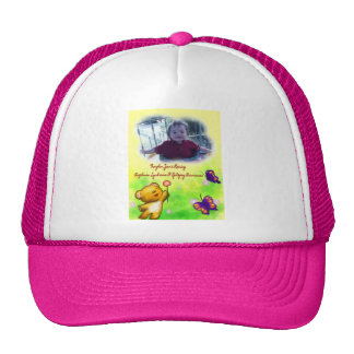 Ladies this one is for you! mesh hats