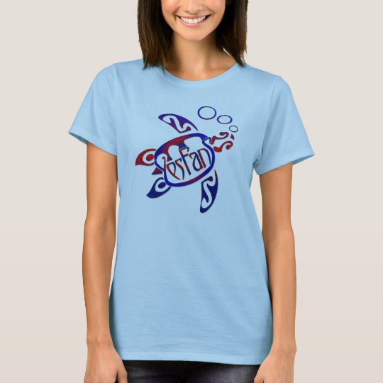 Ladies Turtle T-Shirt