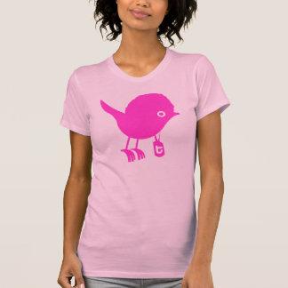 Ladies Twigga Bird Tank Top (Fitted)