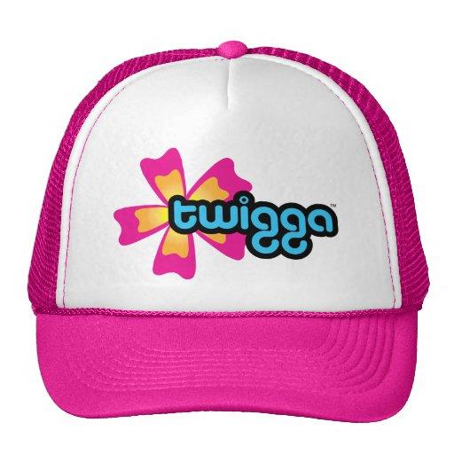 Ladies Twigga Flower Hat