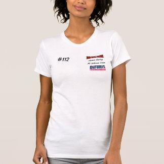 Ladies Vest Top - White