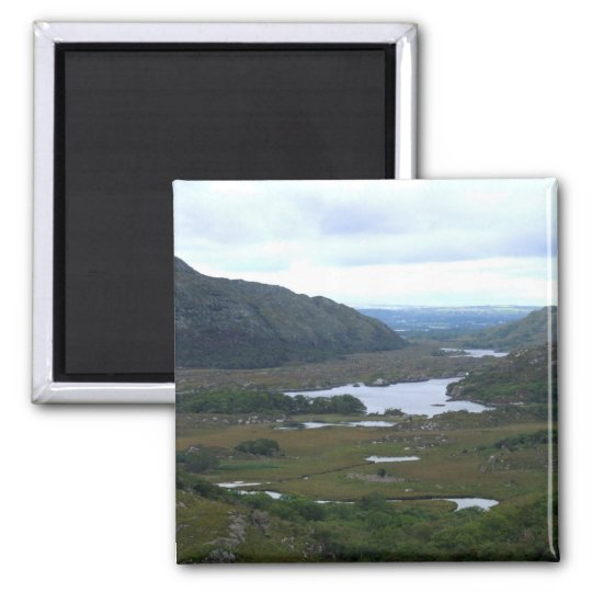 Ladies View, Kerry, ireland Magnet