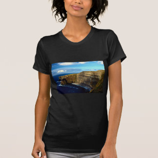 Ladies View, The Cliffs of Moher, County Clare, Ir T-Shirt