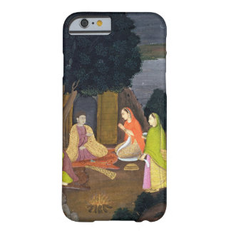 Ladies visiting a Yogini, School of Faqurullah Kha Barely There iPhone 6 Case