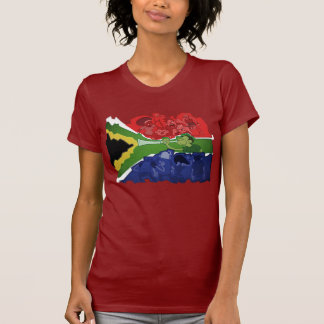 Ladies Vuvuzela Madness! Tee Shirt
