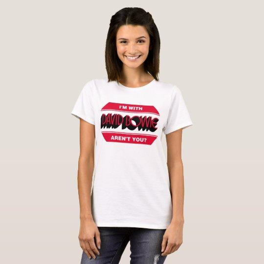 Ladies White Duke T-Shirt